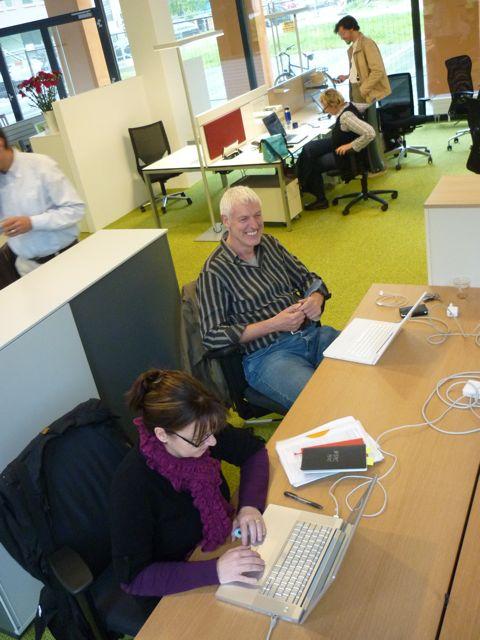 coworking im combinat 56 München